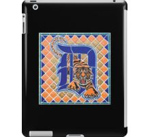 Detroit Tradition iPad Case/Skin