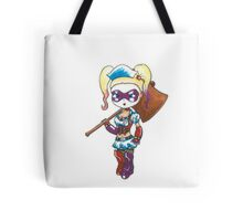 Harleen Quinzel - Harley Quinn Tote Bag