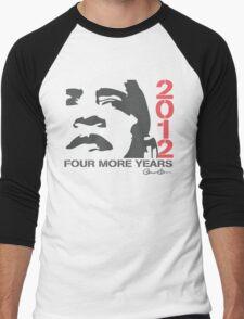 Obama 2012 Four More Years Women's Shirt  Men's Baseball ¾ T-Shirt