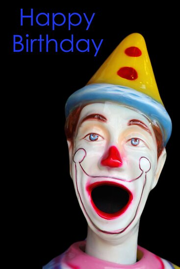 Happy Birthday by Melissa Dickson