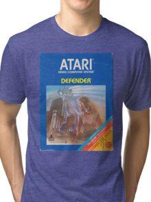 DEFENDER Tri-blend T-Shirt