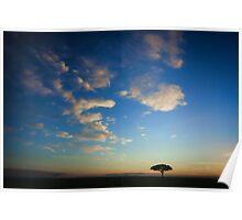 Under an African Sky Poster