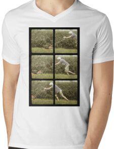 Subterranean Suburbia Mens V-Neck T-Shirt