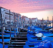 Sunrise in Venice I by SeeOneSoul