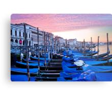 Sunrise in Venice I Metal Print