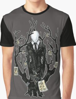 Slenderman III Graphic T-Shirt