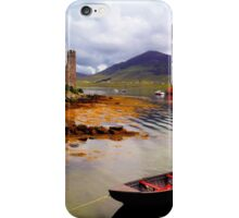 Granuaile's Tower Achill iPhone Case/Skin