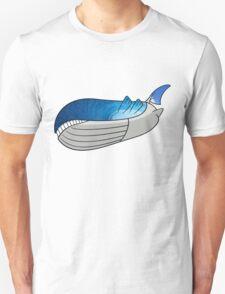 Wailord - Pokémon Art T-Shirt