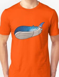 Wailord - Pokémon Art Unisex T-Shirt