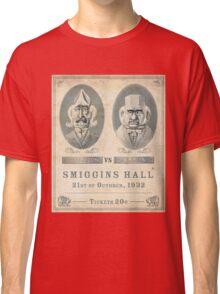 Phillips versus Allen: Head to Head at last! Classic T-Shirt