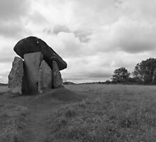 Trethevy Quoit by Neill Parker