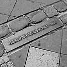 Berlin wall by Manuel Gonçalves