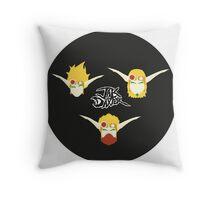 Jak & Daxter Trilogy Throw Pillow