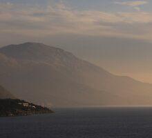 Lake Ohrid by LeanderVoets
