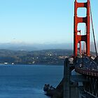 Golden Gate Bridge - San Francisco by mattiaterrando