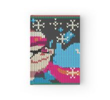 Knitted Ugly Sweater Splatoon Girl from Splatoon Hardcover Journal