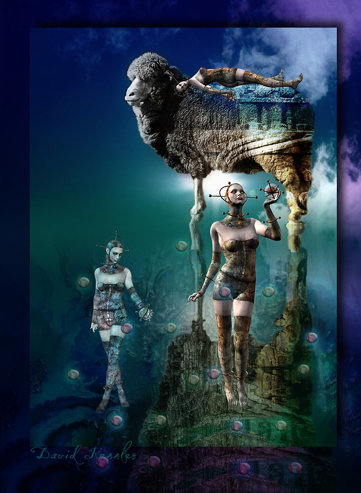 Do Androids Dream of Electric Sheep by David Kessler