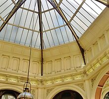 Dome in the Block Arcade Melbourne, Australia by SpikeyRose