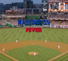 Washington Fever Sticker