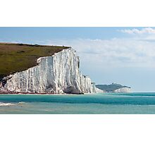 Seven Sisters Photographic Print