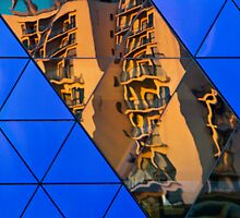 Arena Reflections by Austin Dean