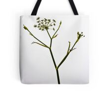 wildflower stalk Tote Bag