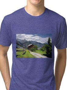 Beautiful World Tri-blend T-Shirt