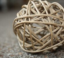 Tangle Ball by Jessica Skidmore