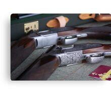 The gun shop Canvas Print