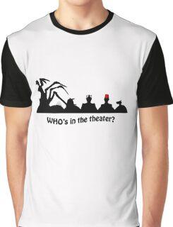 Arachnophobia Graphic T-Shirt