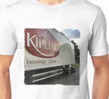ZED - Exceedingly Low Unisex T-Shirt