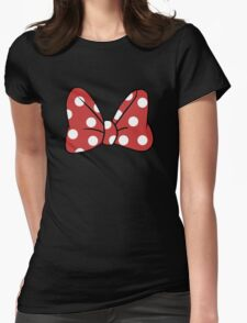 It's Minnie! Womens Fitted T-Shirt