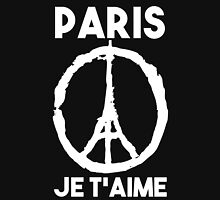 Paris Je t'aime - I LOVE YOU T-Shirt