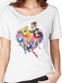 Bishoujo Senshi Women's Relaxed Fit T-Shirt