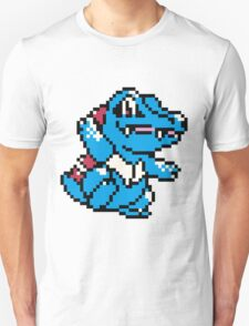 Pokemon - Totodile Sprite T-Shirt