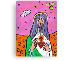Jesus Origins Canvas Print