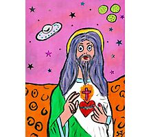 Jesus Origins Photographic Print