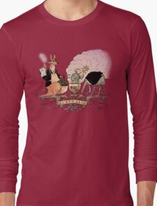 Australia's climate policy coat of arms Long Sleeve T-Shirt