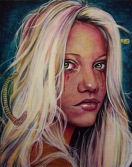 Madame M by OlgaNoes