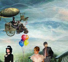 Stephen Hawking's Party Sticker