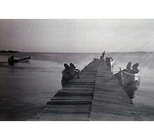 Puerto de Zapara Photographic Print