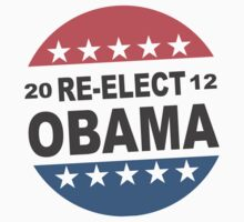 Womens Re-Elect Obama 2012 Shirt by ObamaShirt