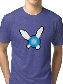 Pixel Navi Tri-blend T-Shirt