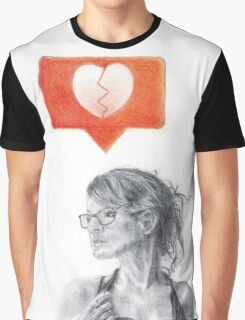 Another Song about Heartbreak Graphic T-Shirt