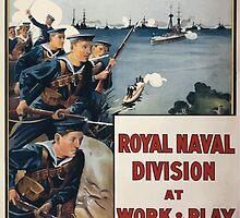 Royal Naval Division at work play 866 by wetdryvac