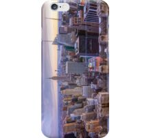 A Downtown view of New York City iPhone Case/Skin