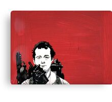 Bill Murray 2 Canvas Print
