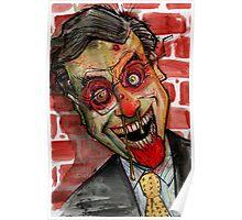 zombie colbert Poster