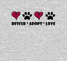 Rescue * Adopt * Love T-Shirt