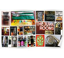 The Junk Rooms ~ Stirling Poster